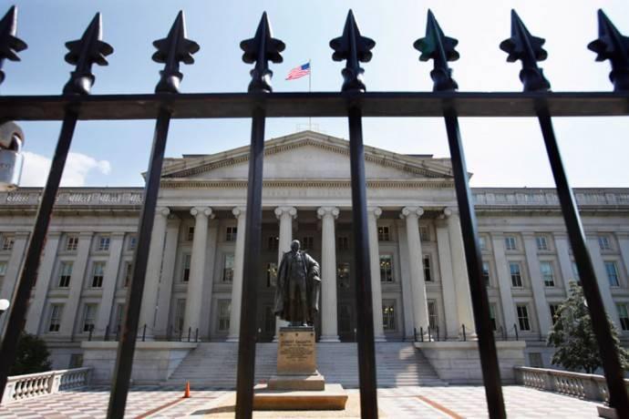 El Tesoro sanciona a cinco altos funcionarios alineados con Maduro