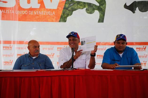 Foto: John González / Alcaldía de Caracas Mun. Libertador