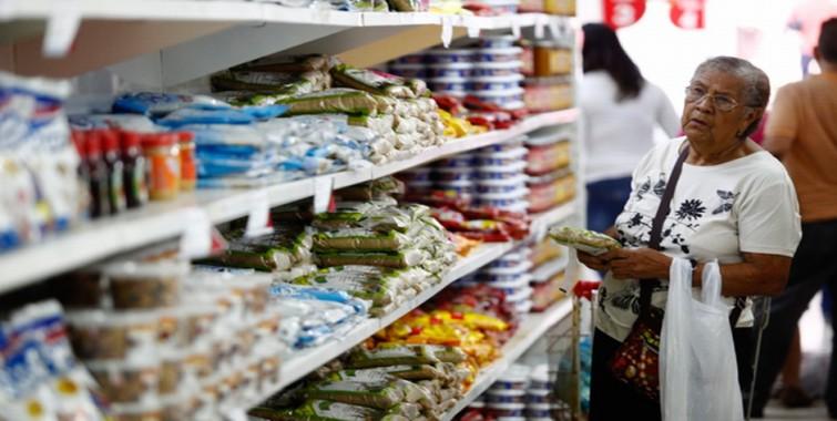 Octubre: Costo de la Canasta Alimentaria se ubicó en Bs. 7.585.401