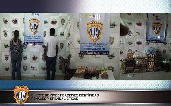 Cicpc captur a sujetos con productos regulados miles de for Lavaplatos granada