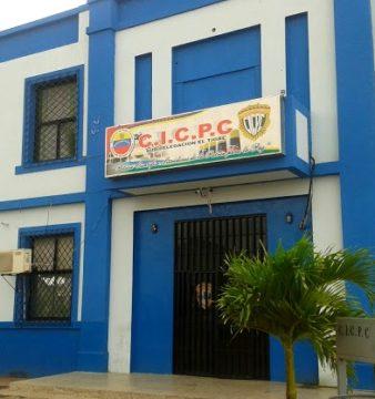 CICPC El Tigre / Foto: Susana Quijada