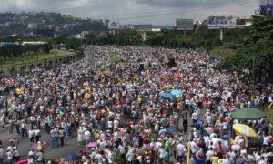 Toma de Venezuela