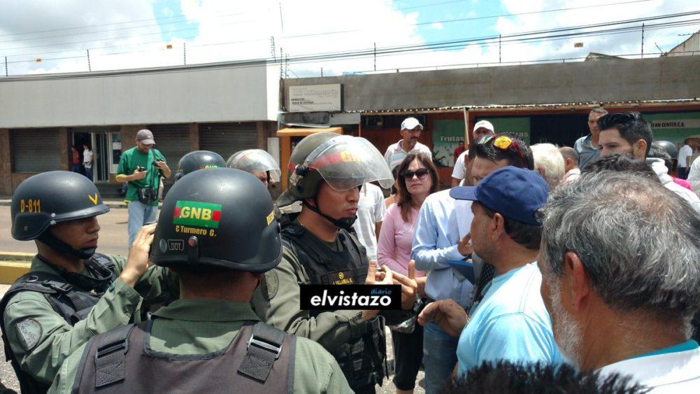 GNB se llevó detenido a militante de PJ El Tigre