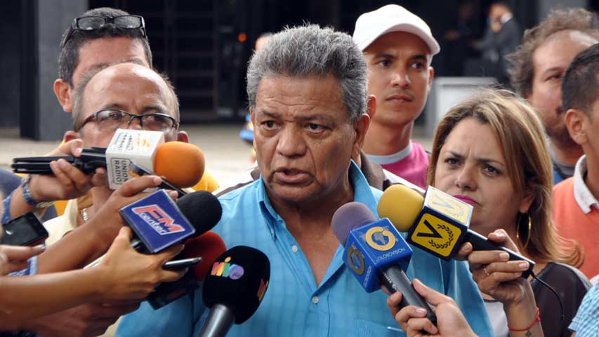 Líder sindical del transporte denunció persecución del Sebin