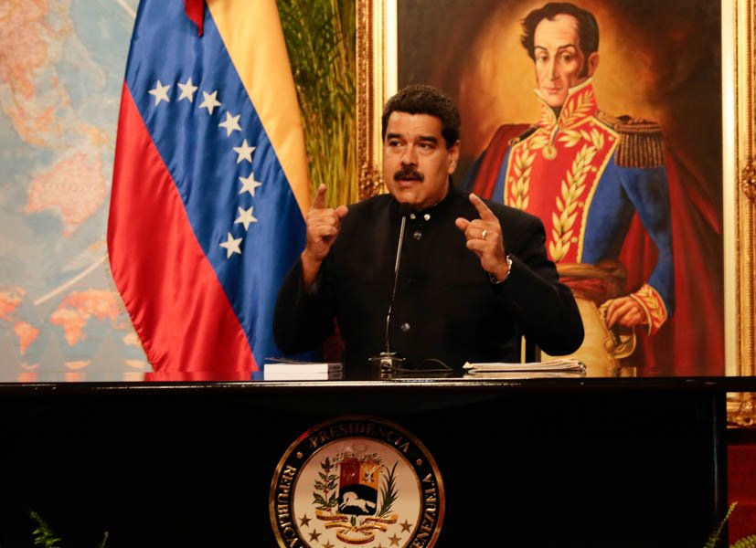 """""""Nunca me imaginé una traición como esta"""" dice Maduro de la fiscal Ortega Díaz"""