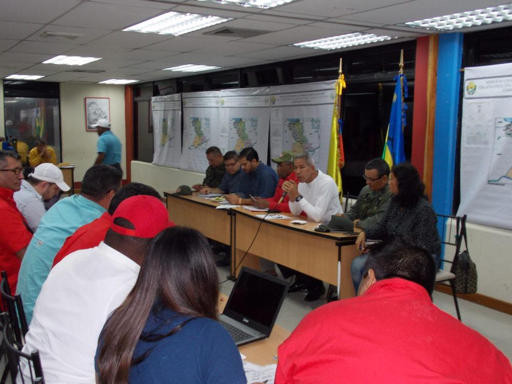 Anzoátegui activó ejercicio cívico militar Soberanía Bolivariana 2017