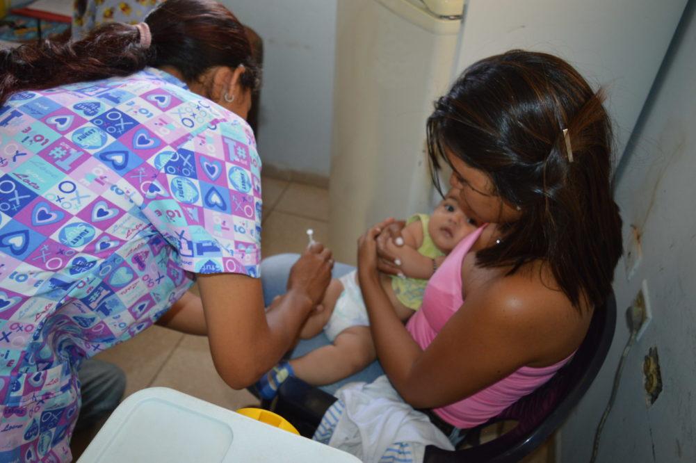 Sin vacuna contra el neumococo al sur de Anzoátegui
