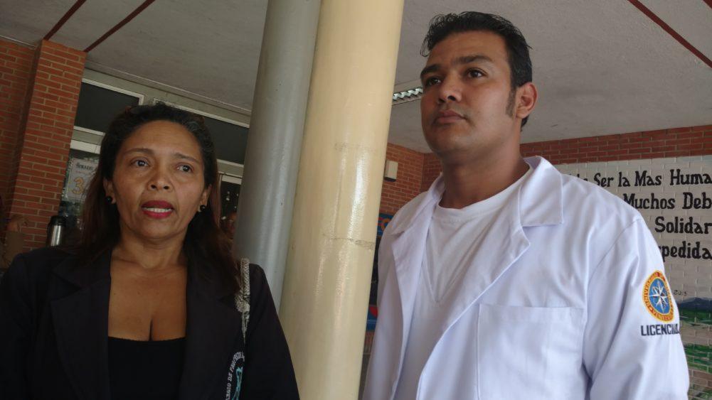 Enfermeros del sur de Anzoátegui exigen liberación de Julio García