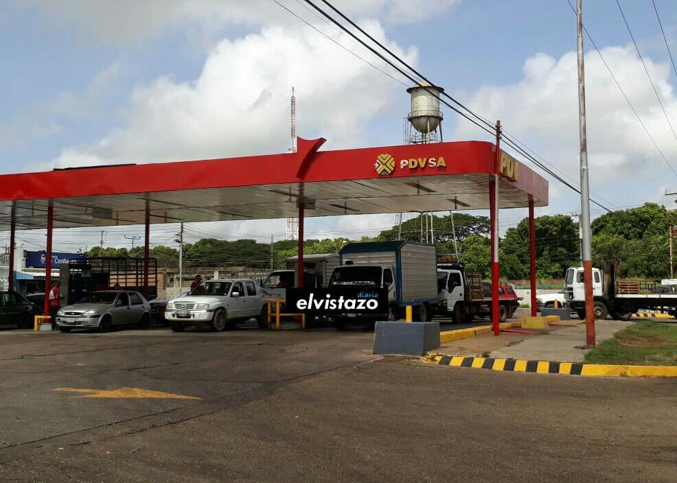 25 sept: Conoce el reporte de las estaciones de gasolina en El Tigre