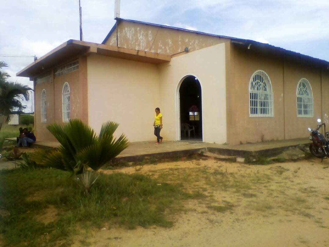 Se llevaron equipos de sonido, bomba de agua y video beam de Iglesia de Los Chaguaramos