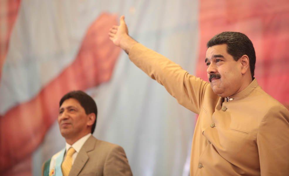 Maduro: El próximo paso son las elecciones municipales