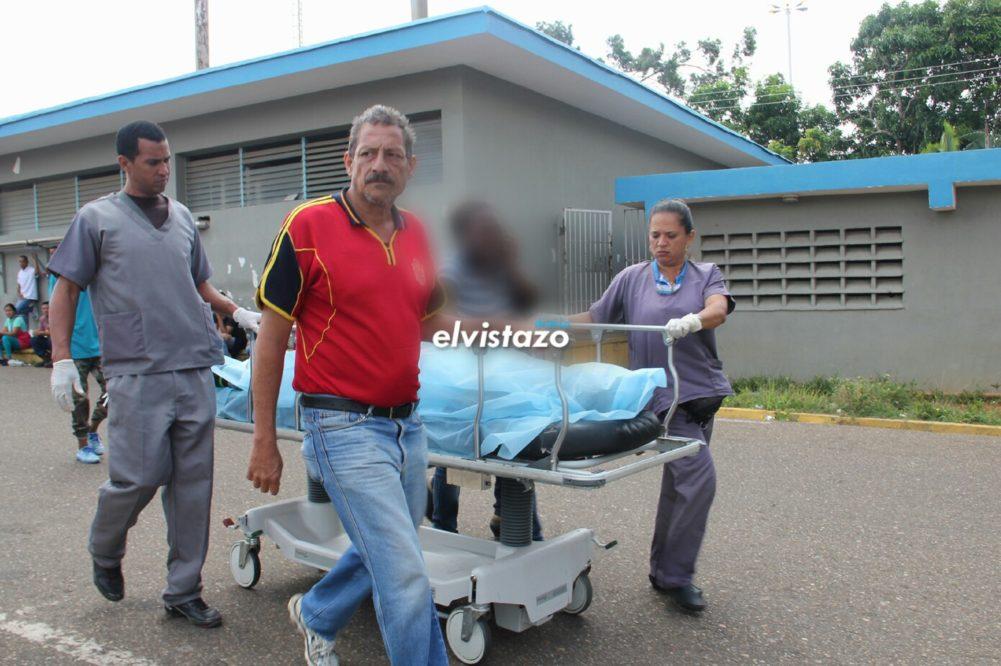 Presunto atracador fue ultimado en la avenida Peñalver