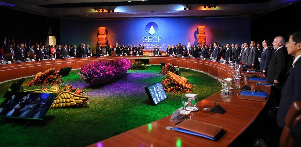Maduro informa acuerdo con Trinidad y Tobago en foro de países exportadores de Gas