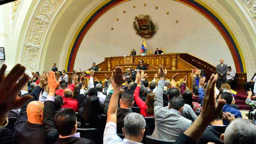 Constituyentes desplegados en todo el país para juramentar nuevos alcaldes