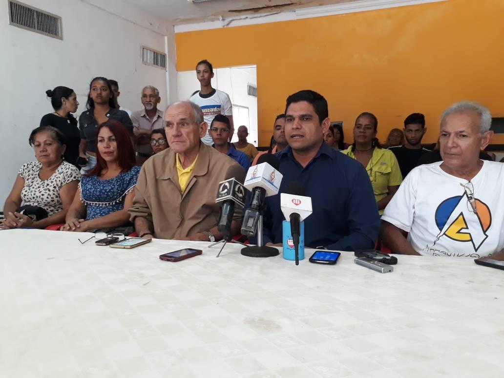 """Avanzada Progresista El Tigre exige al oficialismo """"dar la cara"""" por tickets de alimentación"""