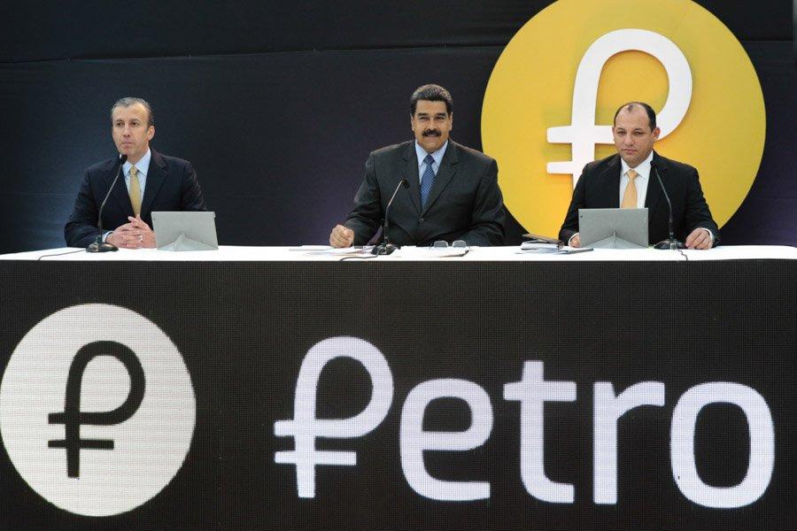 """Maduro: El Petro permitirá """"saltarse"""" el imperio colonialista del dólar"""