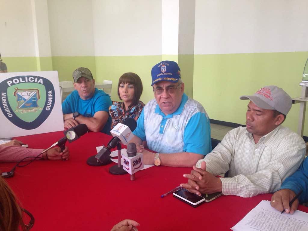 """Belisario Landis denuncia desaparición de cajas Clap en gestión pasada y """"guarimba interna"""" en la actualidad"""
