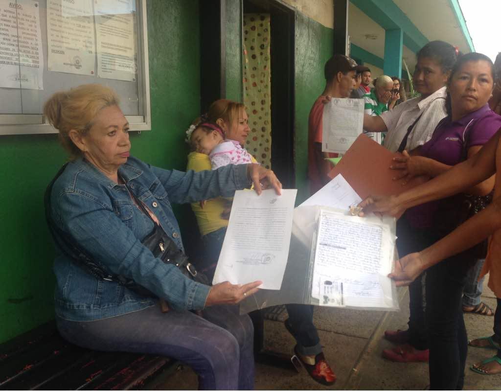 Protesta por retrasos en el Registro Civil de Guanipa motiva jornada especial para este sábado #24F