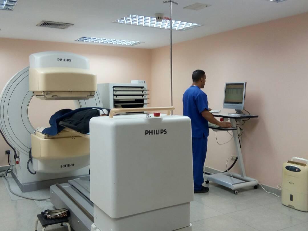 Activaron Servicio de Medicina Nuclear en el Oncológico de Barcelona