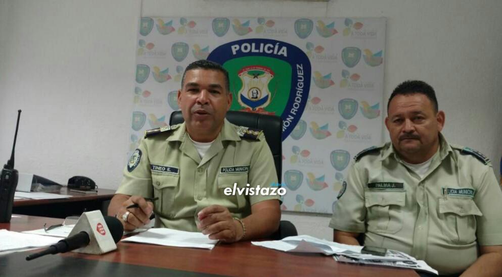 Nueva directiva Polisosir reporta 17 detenidos durante los primeros 10 días de gestión
