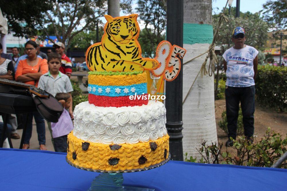 +FOTOS: Alcalde de El Tigre promete hacer milagros en el 85 Aniversario de la ciudad