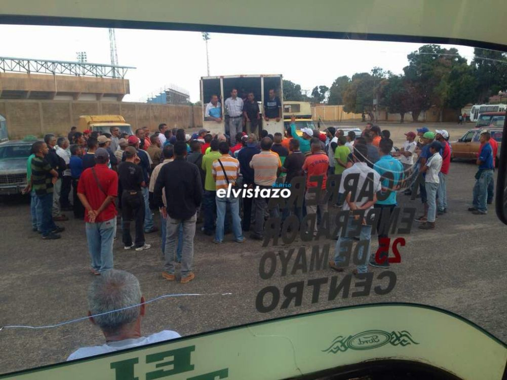 Usuarios del transporte público en El Tigre denuncian sobreprecio