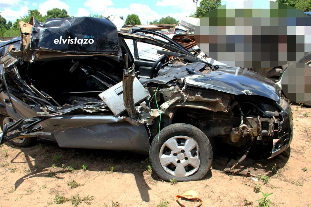 Sin identificar mujer fallecida en accidente de la avenida Rotaria
