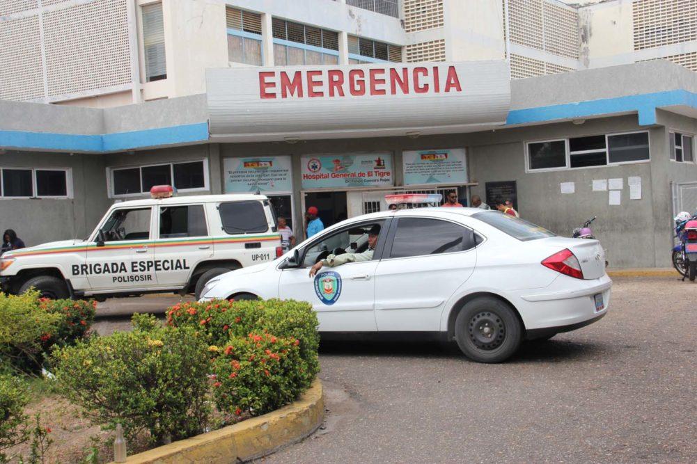Motorizado murió una hora después de chocar frente a Bancaribe