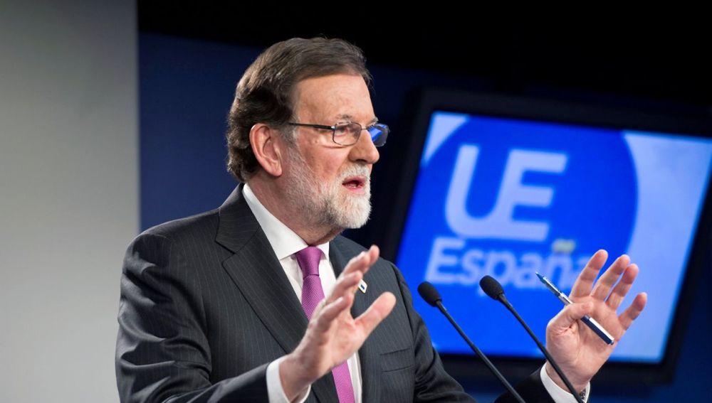 Mariano Rajoy rechaza el #20M: No se han respetado los mínimos estándares democráticos