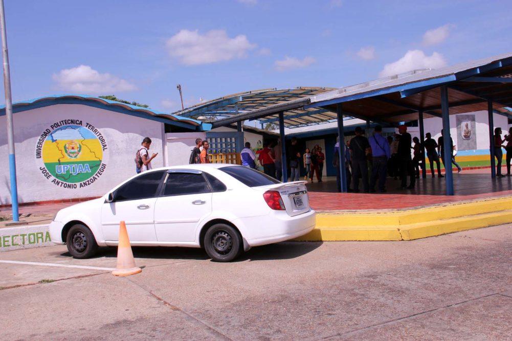 Centro de Estudiantes Uptjaa sorprendido por paro de 48 horas
