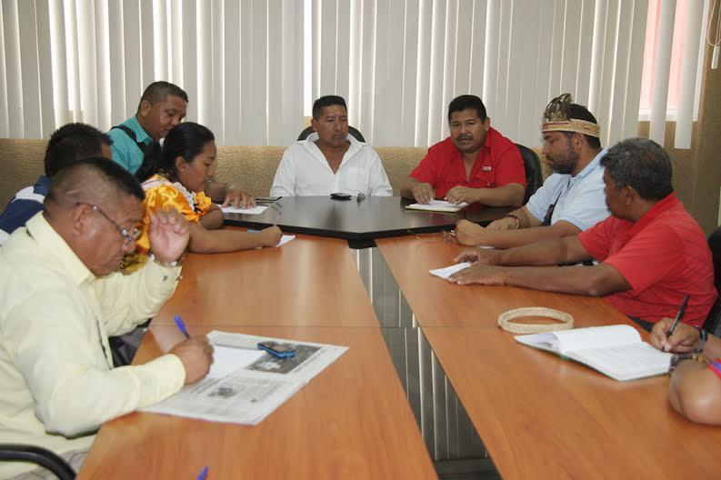 Comunidades indígenas piden apurar construcción de puente sobre río Cachama