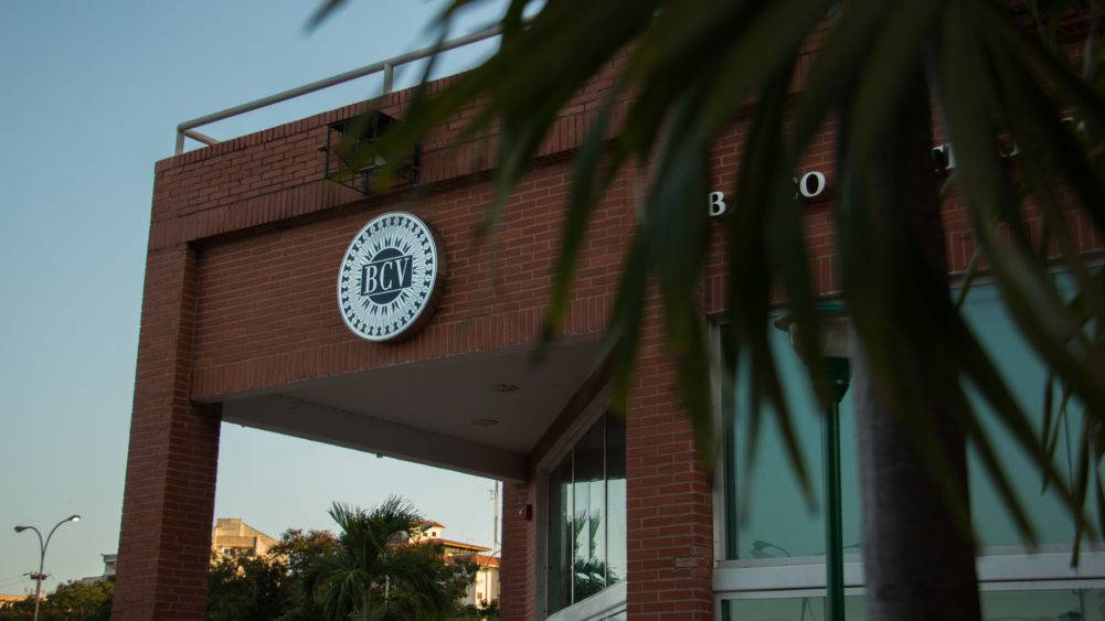 Banco Central de Venezuela justifica aumento del Dicom por sanciones de EEUU