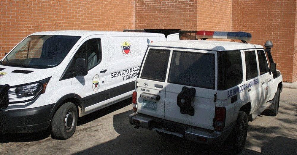 Discusión termina con un muerto en sector Sierra Maestra de Puerto La Cruz