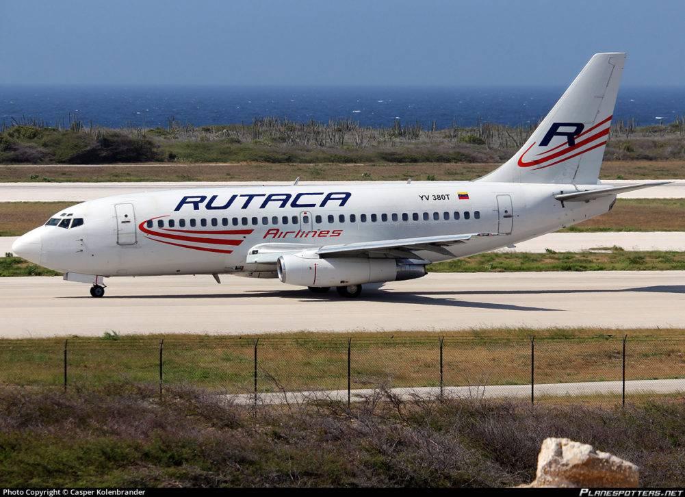 Avión de Rutaca aterrizó de emergencia en Anzoátegui por falla en sistema hidráulico