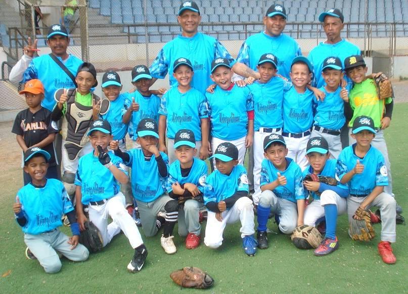 Liga Bolivariana de Barcelona se titula campeón y representará al estado Anzoátegui