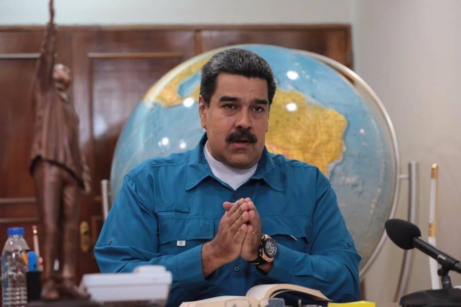 """Maduro pide definir """"la Venezuela del futuro"""" en IV Congreso Psuv"""