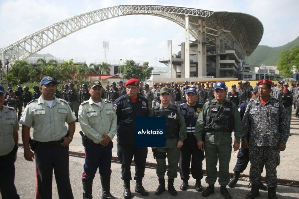 #AHORA Manrique activa dispositivo de seguridad con 350 funcionarios en zona norte de Anzoátegui
