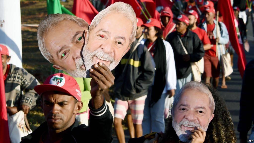 Maduro rafica apoyo a candidatura de Lula