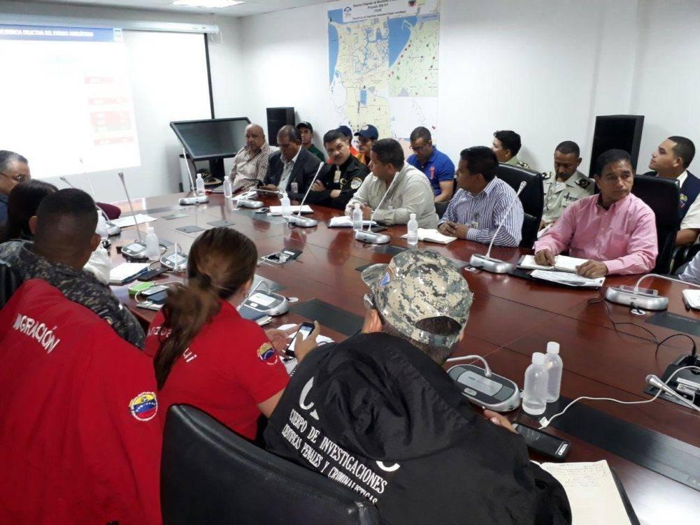 Reverol pide reorganizar Cuadrantes de Paz en Anzoátegui