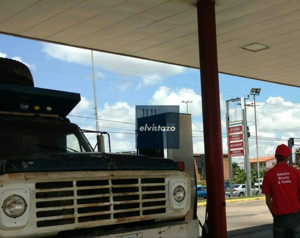Comienza plan piloto del sistema Biopago en 37 gasolineras de El Tigre y Guanipa