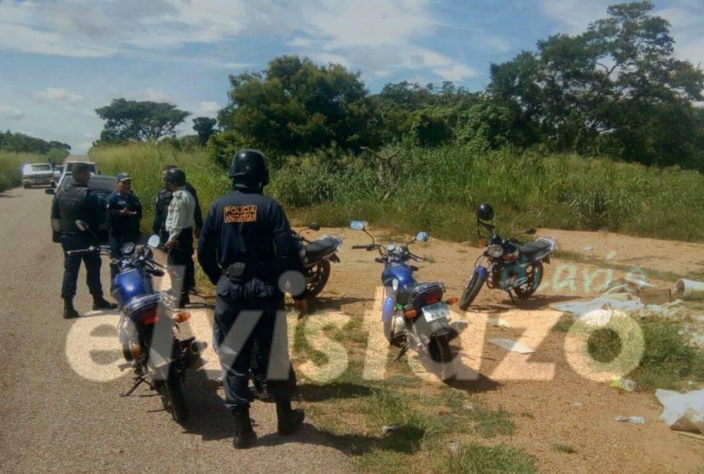 Escolta de alcalde de Anaco fue asesinado a golpes y con un disparo