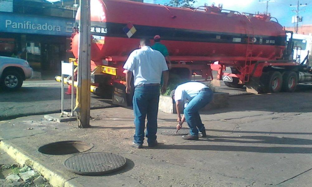 Cantv El Tigre inicia mantenimiento de cables centrales afectados por las lluvias