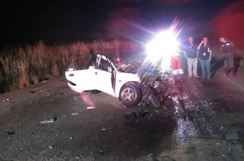 Identifican a la víctima fatal del accidente entre Mitsubishi y van petrolera ocurrido en La Viuda