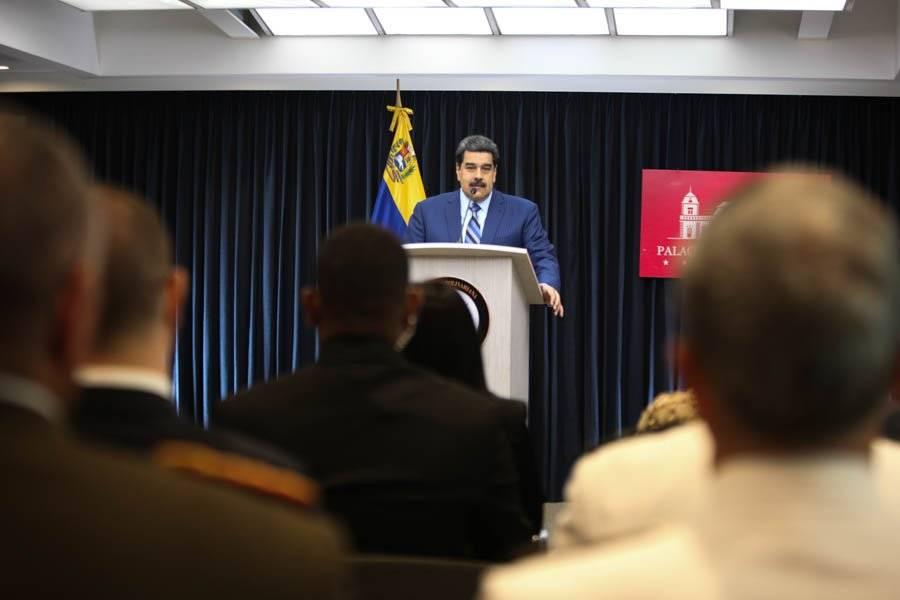 Detalles: Nueva alerta de magnicidio denuncia Nicolás Maduro