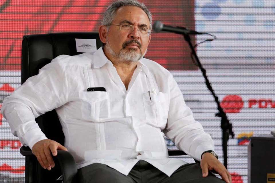 Rafael Ramírez acusa al gobierno nacional por la muerte de Nelson Martínez y el Ministerio Público responde