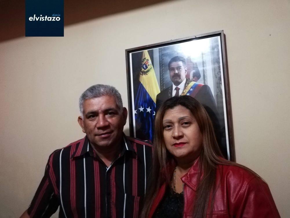 Francia Maestre asume la presidencia de la Cámara Municipal de Simón Rodríguez