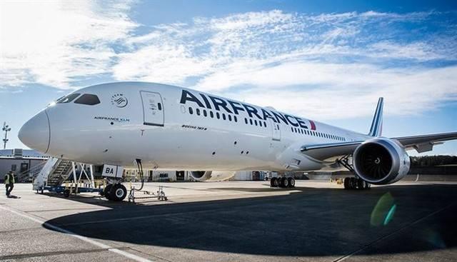Medidas de Seguridad: Air France anula vuelos de ida y vuelta a Caracas