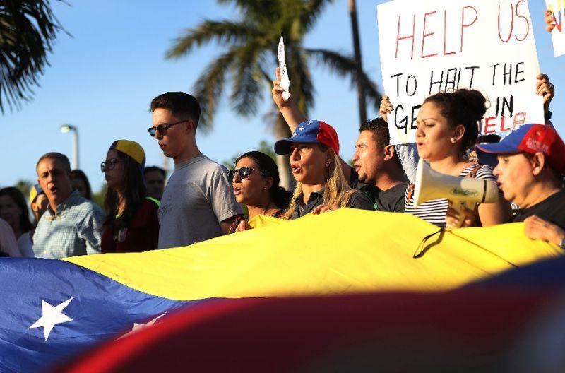 24 de abril es decretado en Florida como el Día de Venezuela