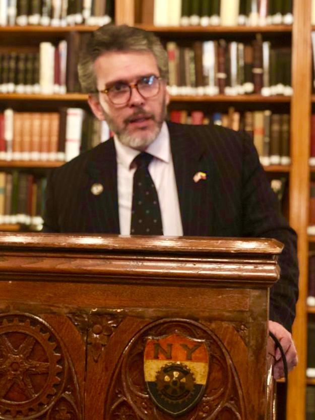 Embajador Orlando Viera Blanco:Canadá es fundamental parabuscar una salida al menor costo social