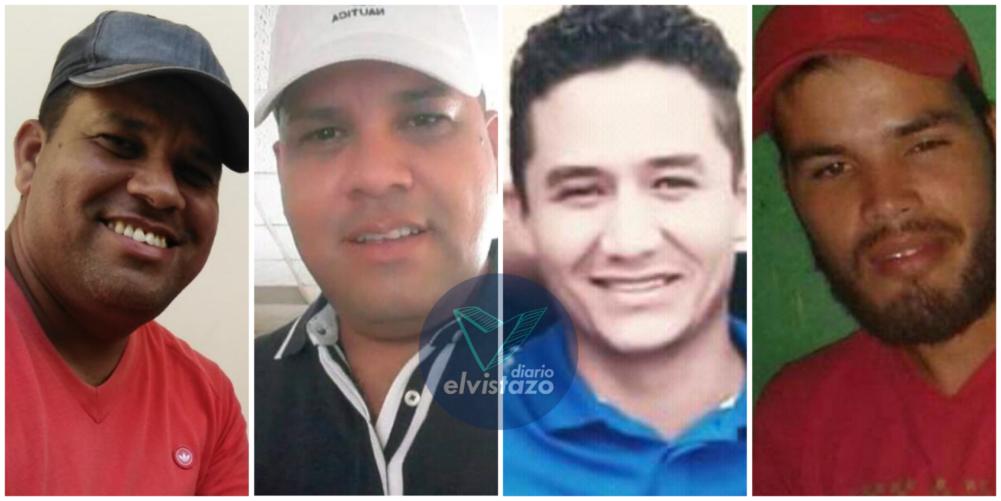 Cinco habitantes de El Tigre entre los desaparecidos que viajaban de Güiria a Trinidad